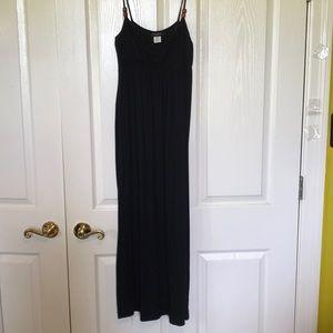 Women's Black Maxi Dress